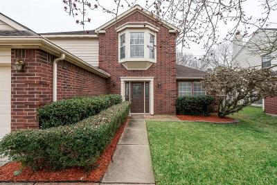 Cypress Single Family Home For Sale: 15318 Chestnut Falls Drive