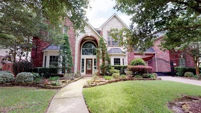 Friendswood Single Family Home For Sale: 3505 Kingston Drive