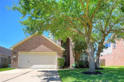League City TX Single Family Home For Sale: $268,000