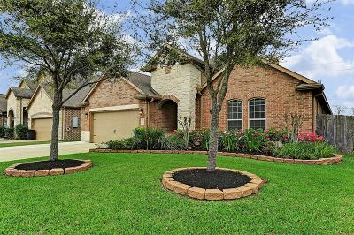 Galveston County Single Family Home For Sale: 605 Kirkham Lane