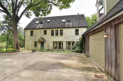 Dickinson Single Family Home For Sale: 1110 Tallow Drive