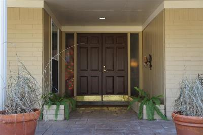 Houston Single Family Home For Sale: 6603 Apple Valley Lane