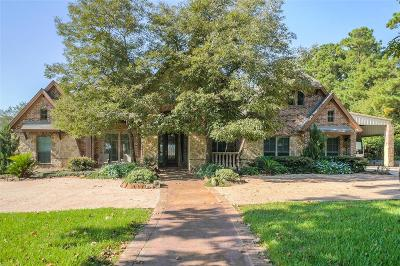 Willis Single Family Home For Sale: 13092 Fm 2432 Road