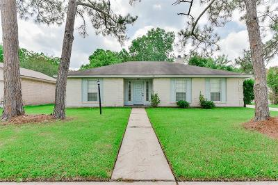Friendswood Single Family Home For Sale: 5135 Royal Parkway