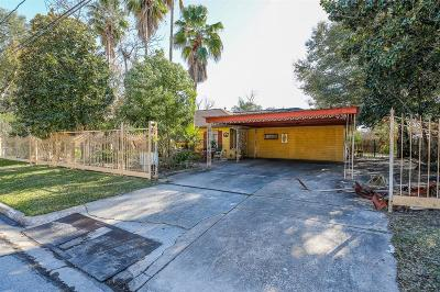 Houston Single Family Home For Sale: 612 Gale Street