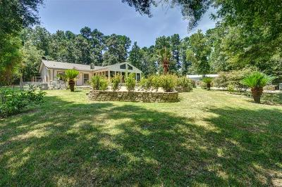 Montgomery Single Family Home For Sale: 7304 Washington Avenue