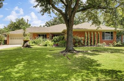 Houston Single Family Home For Sale: 4626 Creekbend Drive