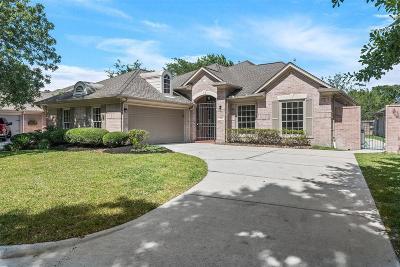 Kingwood Single Family Home For Sale: 2710 N Strathford Lane