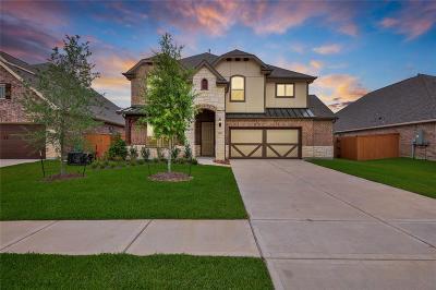 Missouri City Single Family Home For Sale: 3810 W Vicksburg Estates Drive