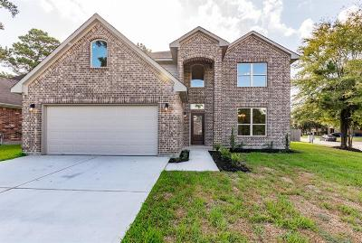 Humble Single Family Home For Sale: 8502 Joggers Lane