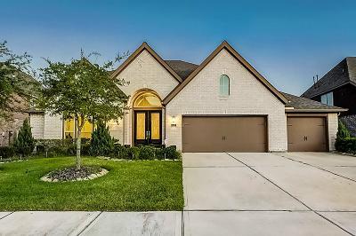 Katy Single Family Home For Sale: 4411 Crossvale Ridge Lane