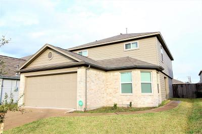 Conroe Single Family Home For Sale: 16747 N Bob White Drive