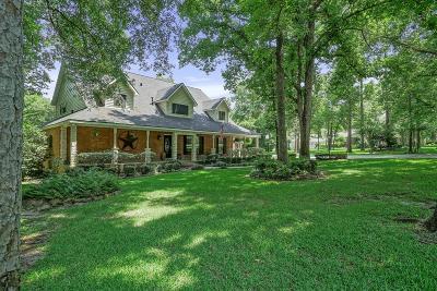 Conroe Single Family Home For Sale: 5268 Longmire Court