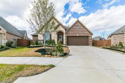 Richmond Single Family Home For Sale: 10918 Croftmore Drive