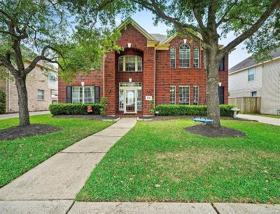 Pearland Single Family Home For Sale: 6110 W Oaks Circle S