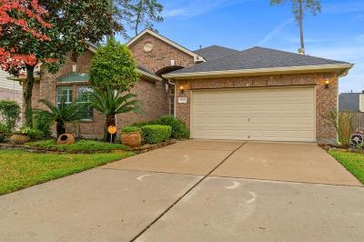 Eagle Springs Single Family Home For Sale: 12323 Natchez Park Lane