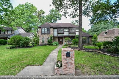 Kingwood Single Family Home For Sale: 3611 Oak Gardens Drive