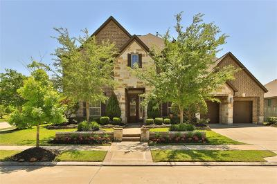Cypress Single Family Home For Sale: 19403 Water Bridge Drive