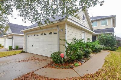 Missouri City Single Family Home For Sale: 5831 Silver Oak