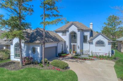The Woodlands Single Family Home For Sale: 22 Aberdeen Crossing Place