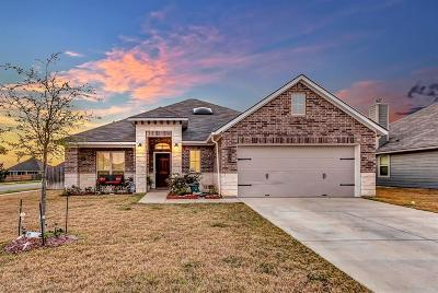 Bryan Single Family Home For Sale: 2036 Polmont Drive