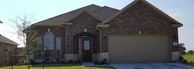 Texas City Single Family Home For Sale: 3014 Royal Albatross Drive