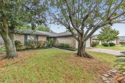 Missouri City Single Family Home For Sale: 1610 Quail Place Court
