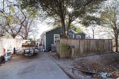 Single Family Home For Sale: 4226 Coke Street