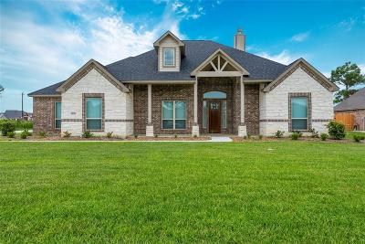 Baytown Single Family Home For Sale: 5003 Camp Creek Road