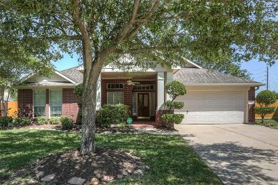 Pearland Single Family Home For Sale: 2411 Sail Port Street