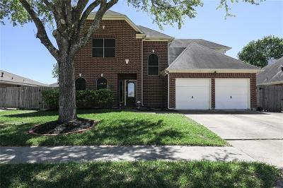 Pearland Single Family Home For Sale: 2119 Tower Bridge Road