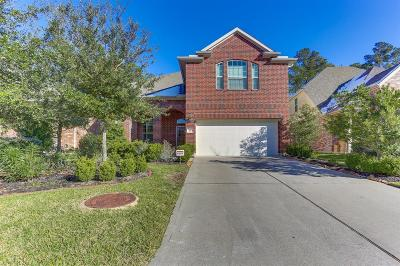 The Woodlands Single Family Home For Sale: 26 Wood Drake Place