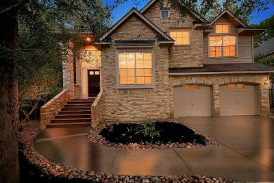 The Woodlands Single Family Home For Sale: 90 Wildflower Trace Place
