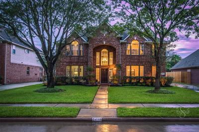 Katy Single Family Home For Sale: 5206 Hanneck Valley Lane