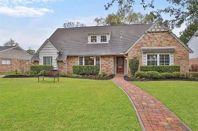 Houston Single Family Home For Sale: 13818 Pebblebrook Drive