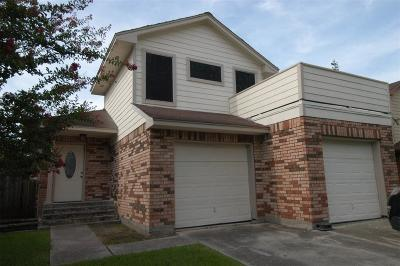 Baytown Single Family Home For Sale: 4807 Woodford Street