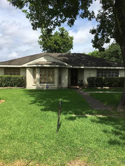 Houston Single Family Home For Sale: 4505 W Hunting Street