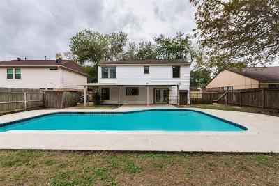Richmond Single Family Home For Sale: 1006 Tanglewild Lane
