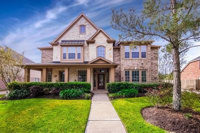 Katy Single Family Home For Sale: 4322 Eden Point Lane