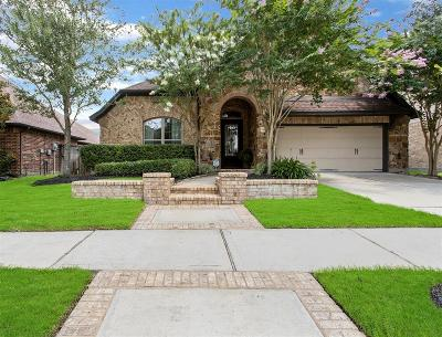 Cypress Single Family Home For Sale: 18502 N Settlers Shore Drive