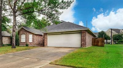 Katy Single Family Home For Sale: 22635 Market Square