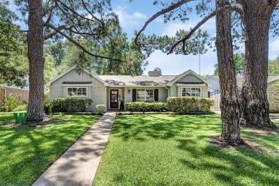 Houston Single Family Home For Sale: 14119 Myrtlea Drive