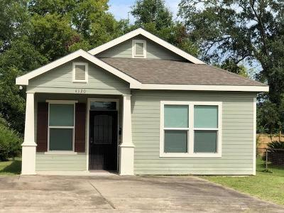 Beaumont Single Family Home For Sale: 4320 Agnes Street