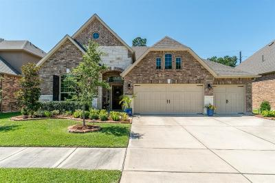 Spring Single Family Home For Sale: 4827 Preserve Creek Court