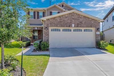 Houston Single Family Home For Sale: 6702 Fountain Mesa Lane
