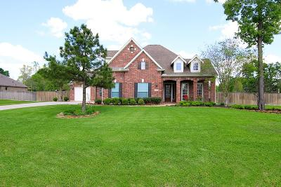 Conroe Single Family Home For Sale: 2700 Silverstone Way