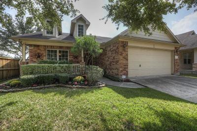 Richmond Single Family Home For Sale: 21103 Gladys Yoakum Drive