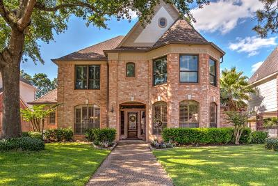 Houston Single Family Home For Sale: 15830 Hidden Cove Cove
