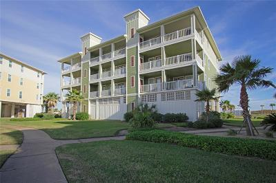 Galveston Condo/Townhouse For Sale: 27020 Estuary Drive #303