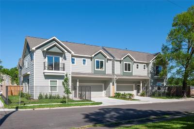 Houston Single Family Home For Sale: 2307 Dan